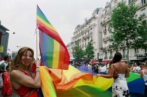 Gay Paris, das Schwule Paris