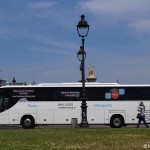 Air France Busse Flughafen Transfer Paris