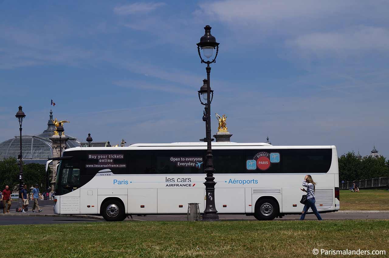 Flughafentransfer paris orly paris mal anders - Bus 183 aeroport orly sud porte de choisy ...