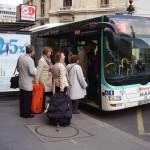 Roissybus Paris Charles de Gaulle