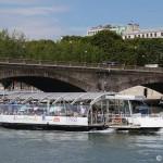 Batobus Paris Rundfahrt Seine