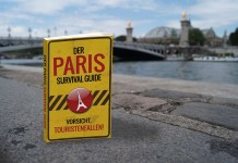 Paris Survival Guide Touristenfallen
