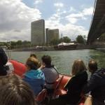 Speedboot fahren in Paris