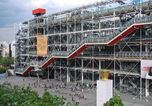 Centre-Pompidou-in-Paris
