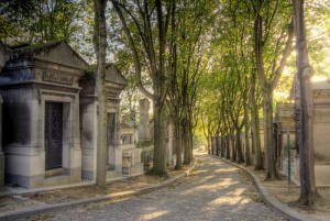 Cimetiere-Friedhof-Pere-Lachaise-in-Paris