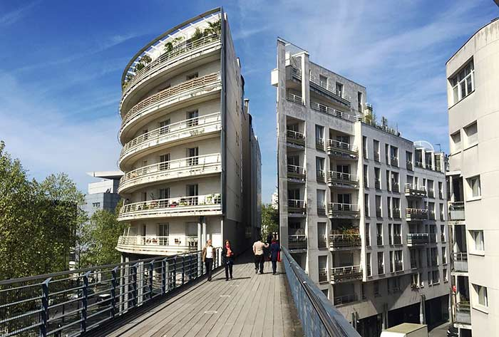 Coulee-Verte Rene Dumont in Paris
