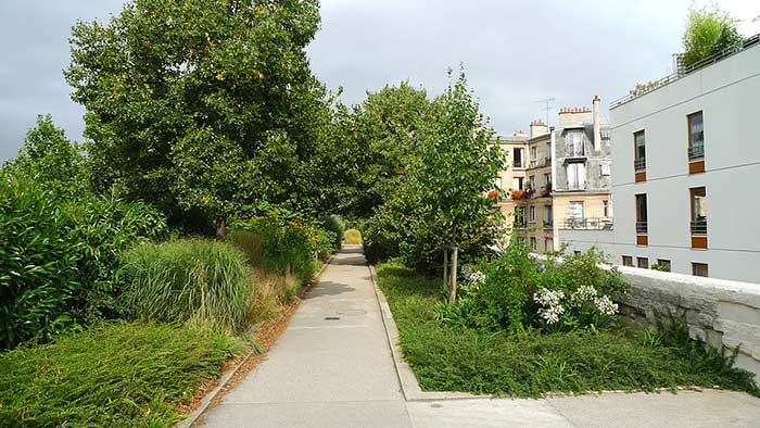 Die Promenade Plantee in Paris