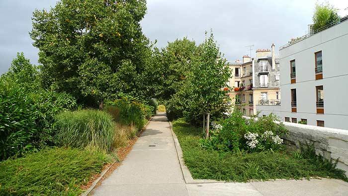 Die Promenade Plantee in Paris