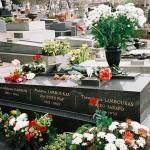 Grab Edith Piaf Pere Lachaise