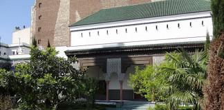 Innenhof Grosse Moschee Paris
