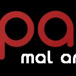 Logo Paris mal anders Footer