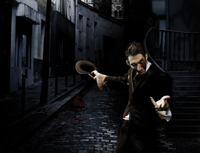Manoir de Paris Gruselkabinett