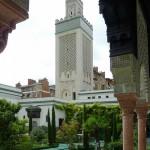 Minarett Moschee Paris