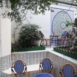 Moschee Paris Cafe