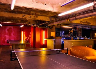 Pingpong Bar Gossima Paris