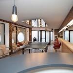Tischtennis Ping Pong Bar Paris