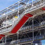 Architektur Centre Pompidou