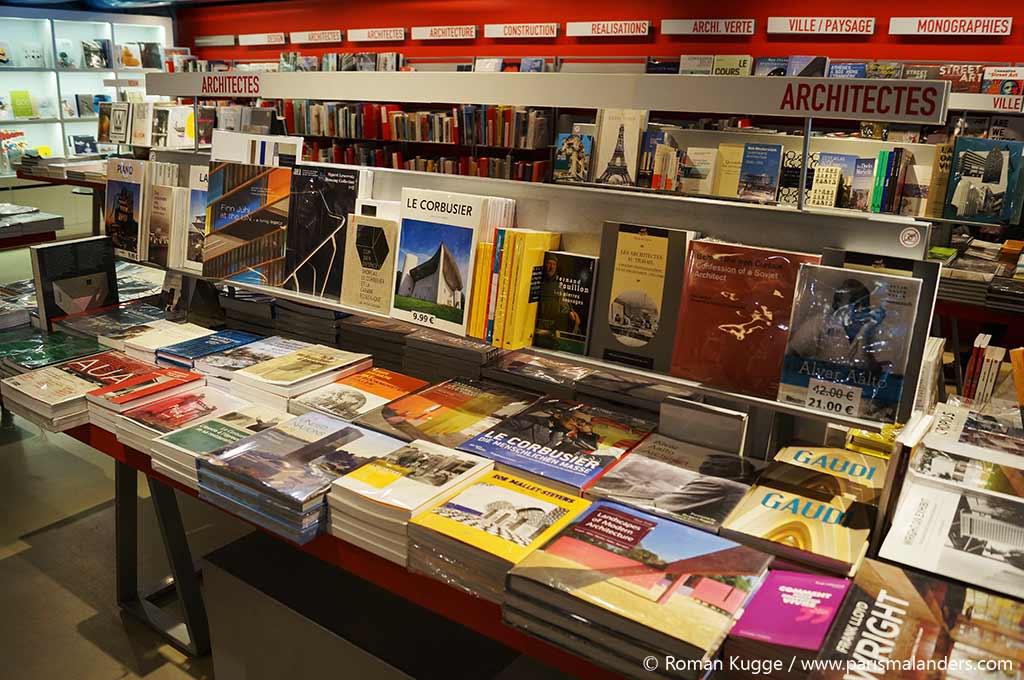 Buchladen Centre Pompidou
