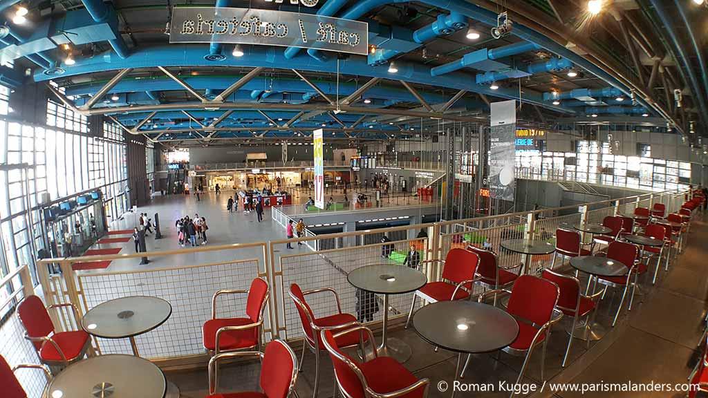 Centre Pompidou Snackbar