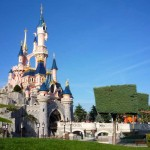 Disneyland Paris Vergnuegungspark Paris