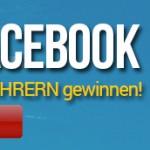 Gewinnspiel-Homepage