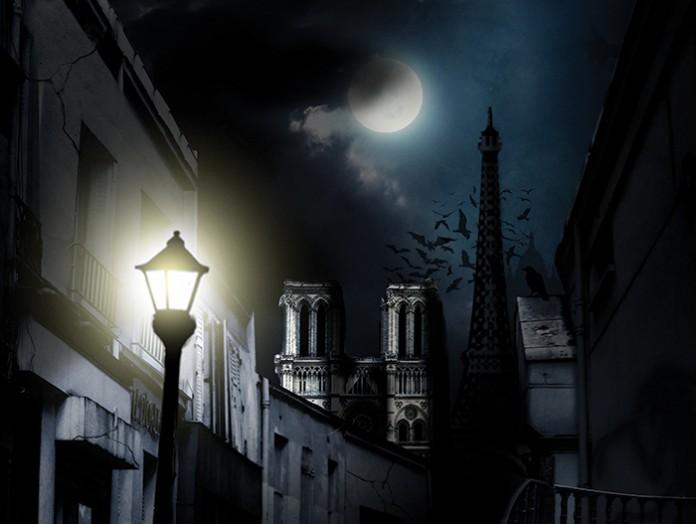 Horror und Gruseltipps fuer Paris