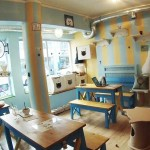 Katzencafe in Paris