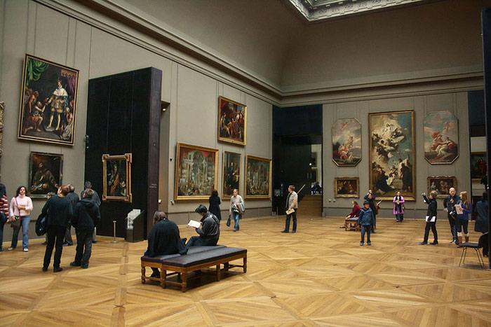 Louvre In Paris Infos Und Praktische Informationen