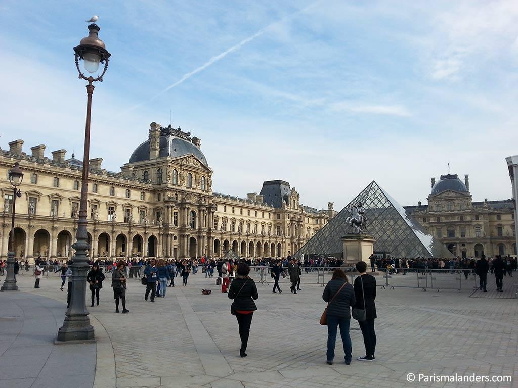 Mona Lisa Da Vinci Louvre