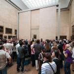 Mona Lisa Paris Louvre