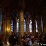 Notre Dame Innen Paris