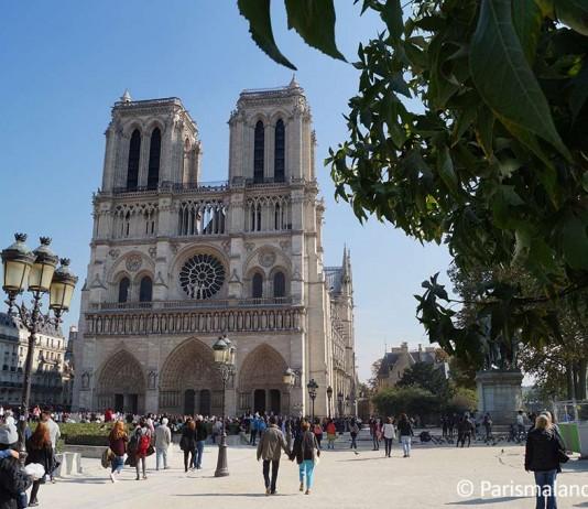 Notre Dame Paris Besichtigung