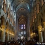 Notre Dame Paris Kirchenschiff