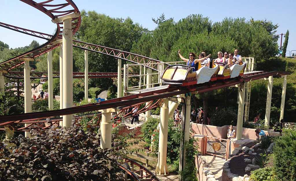 Parc Asterix Park Paris