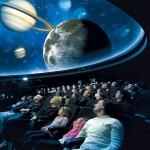 Planetarium Paris Cite des Sciences