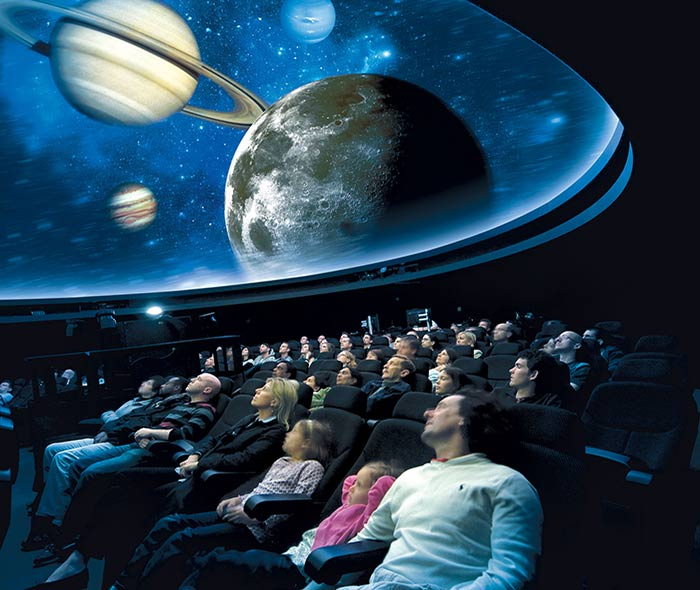 Planetarium Paris Cite des Sciences