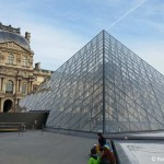 Pyramide Louvre