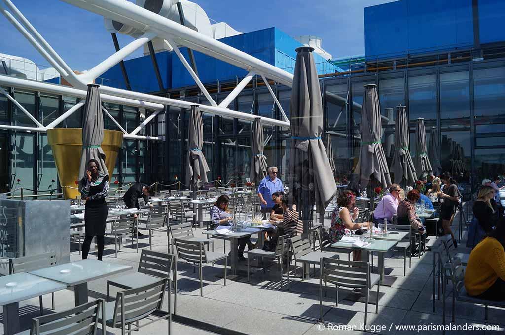 Restaurant Centre Pompidou