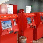 Ticketautomat Centre Pompidou