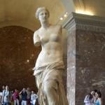 Venus Milo Louvre Paris