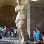 Venus von Milo Louvre Paris