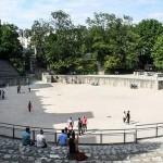 Arenes Lutece Paris Quartier Latin