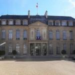 Elysee Palast Paris