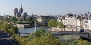Ile de la Cite Ile Saint Louis Paris