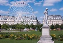 Jardin des Tuileries Tuleriegarten