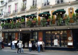 Procope Cafe Paris
