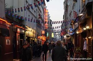 Rue de Lappe Paris Bastille