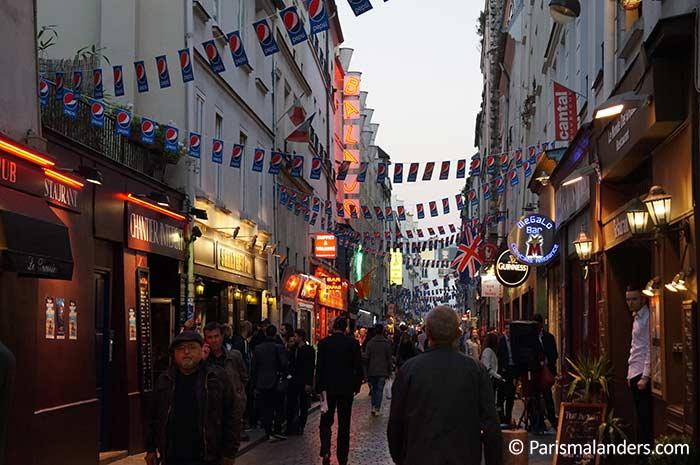 Restaurants Place Pigalle Paris