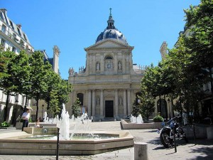 Sorbonne Paris Quartier Latin