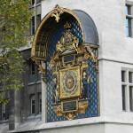 Conciergerie Uhr